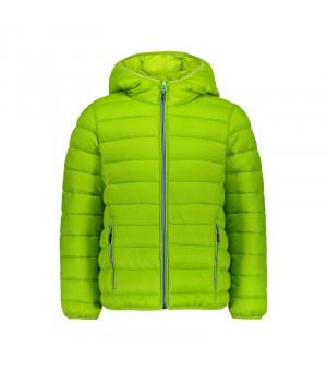 CMP Boy Jacket Fix Hood Bunda E413 zelená