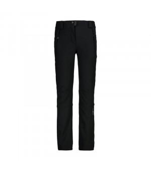 CMP Girl Long Pant Nohavice U901 čierne