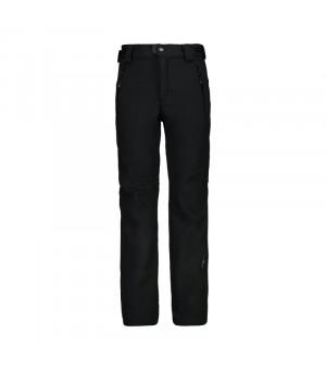 CMP Boy Long Pant Nohavice U901 čierne