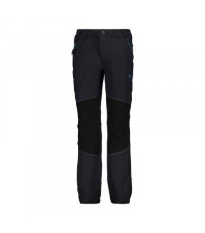 CMP Boy Long Pant Nohavice 21UD čierne