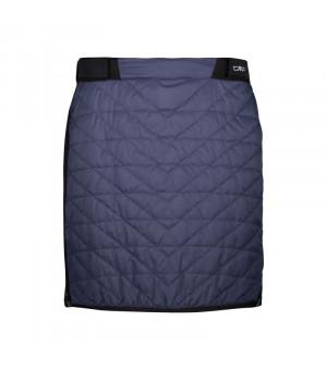 CMP Woman Skirt Sukňa U883 sivá
