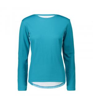 CMP Woman T-Shirt Tričko L609 tyrkysové