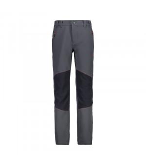CMP Boy Long Pant Nohavice 22UD sivé