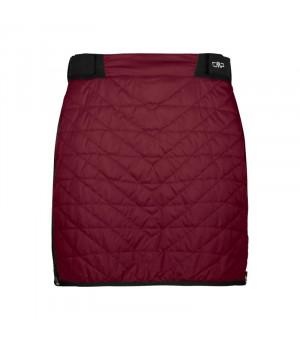 CMP Woman Skirt Sukňa B873 bordová