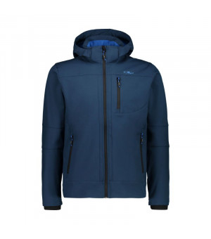 CMP Man Jacket Zip Hood Bunda M943 modrá
