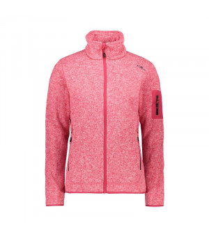 CMP Woman Jacket Mikina H856 ružová