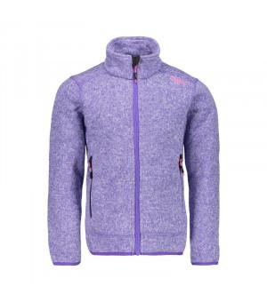 CMP Girl Jacket Mikina H310 fialová