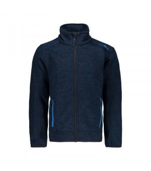 CMP Boy Jacket Mikina M943 modrá