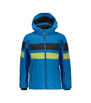 CMP Boy Jacket Snaps Hood bunda L565 modrá
