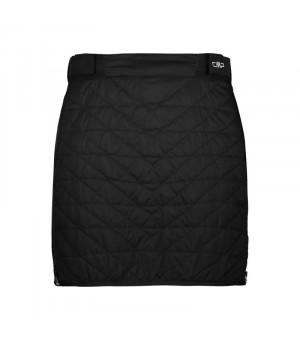 CMP Woman Skirt Sukňa U901 čierna