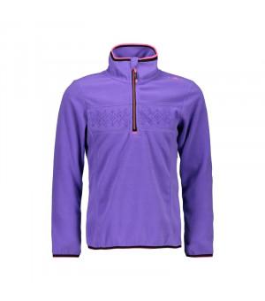 CMP Girl Sweat Mikina H310 fialová