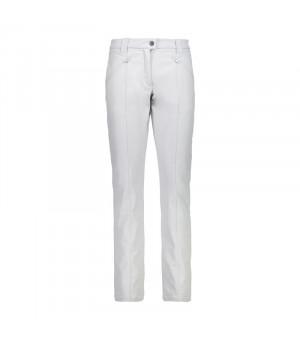 CMP Woman Long Pant Nohavice A280 sivé