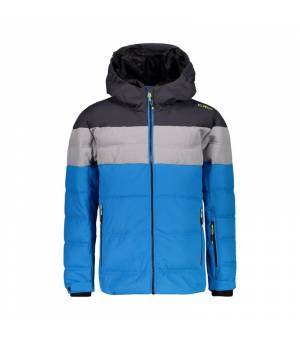 CMP Boy Jacket bunda L565 modrá