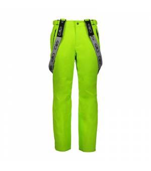 CMP Man Salopette nohavice 00ED zelené
