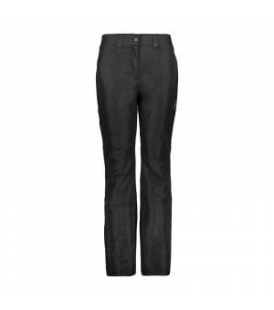 CMP Woman Pant nohavice U901 čierne
