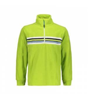 CMP Boy Sweat mikina E413 zelená