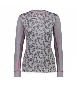 CMP Woman Sweat Tričko 59UD sivé