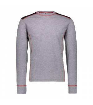 CMP Mikina Man Sweat tričko U403 sivé