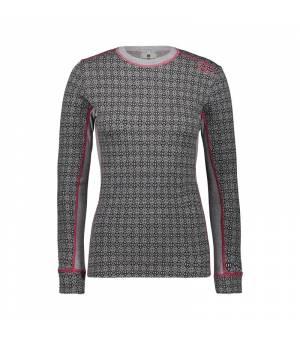 CMP Woman Sweat tričko 85UD sivé