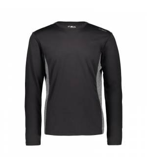 CMP Man T-Shirt Tričko U423 sivé