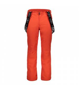 CMP Man Pant nohavice C783 oranžové