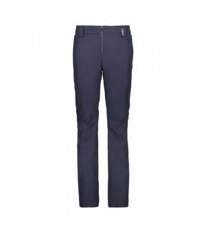 CMP Woman Pant nohavice N950 modré