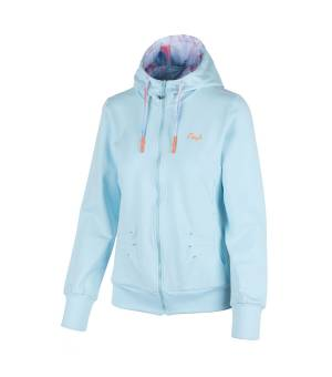 CMP WOMAN FIX HOOD JACKET BUNDA