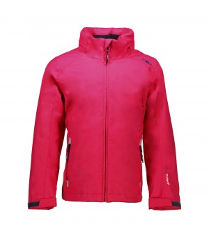 CMP GIRL FIX HOOD JACKET BUNDA IBISCO