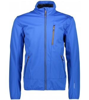 CMP MAN JACKET SOFTSHELL BUNDA M974 MODRÁ