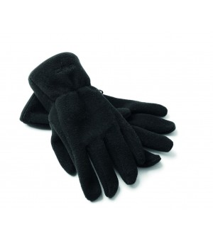 CMP MAN FLEECE GLOVES RUKAVICE ČIERNE