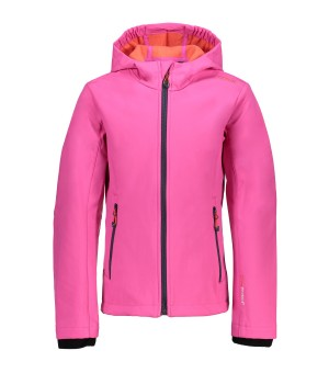 CMP GIRL JACKET FIX HOOD BUNDA 3A29385N-15BB