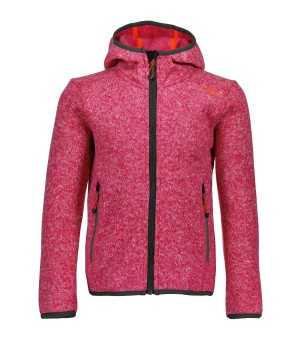 CMP GIRL JACKET FIX HOOD BUNDA