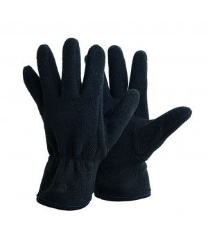 CMP KIDS FLEECE GLOVES RUKAVICE ČIERNE
