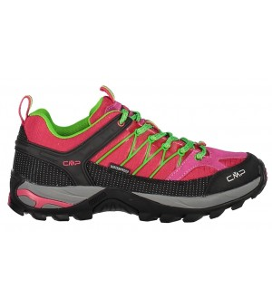 CMP WOMAN RIGEL LOW TREKKING SHOES WP OBUV C831 RUŽOVÁ