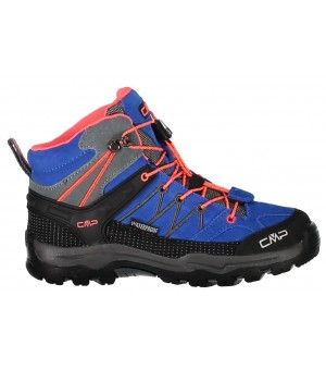 CMP KIDS RIGEL MID TREKKING SHOES WP OBUV 53AK