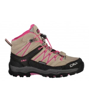 CMP KIDS RIGEL MID TREKKING SHOES WP OBUV P753