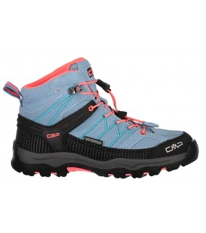 CMP KIDS RIGEL MID TREKKING SHOES WP OBUV 89BD