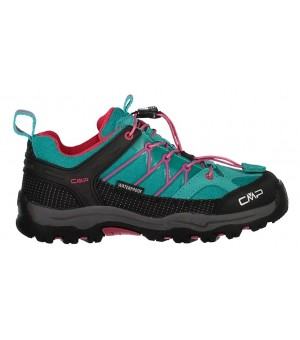 CMP KIDS RIGEL LOW TREKKING SHOES WP OBUV L609 TYRKYS