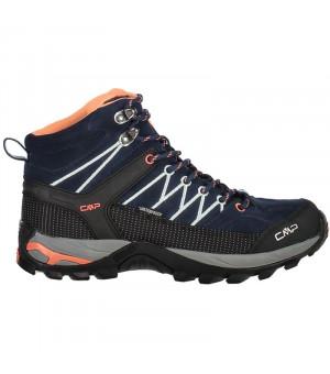 CMP Rigel MID WMN Trekking Shoes 92AD modré