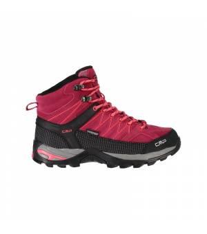 CMP Rigel Mid WMN Trekking Shoe WP 72BM ružové