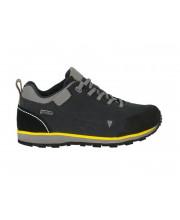 CMP Kids Elettra Low Hiking Shoes U423 sivé