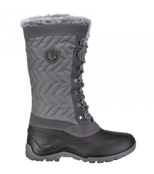 CMP Nietos Wmn Snow Boots U887 sivé