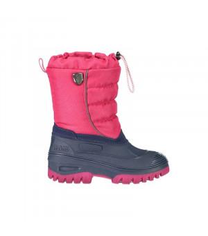 CMP Kids Hanki Snow Boots B833 ružové