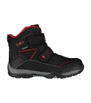 CMP Kids Pyry Snow Boot WP U901 čierne