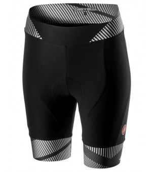 Castelli Millerighe Shorts cyklistické kraťasy čierne