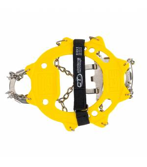 Climbing Technology Ice Traction Plus Crampon S yellow mačky
