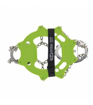 Climbing Technology Ice Traction Plus Crampon M green mačky