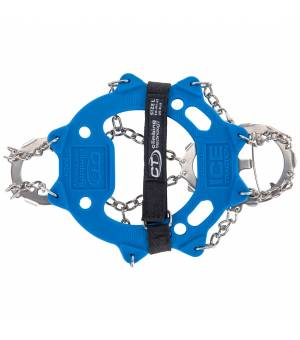 Climbing Technology Ice Traction Plus Crampon L blue mačky