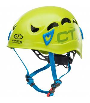 Climbing Technology Galaxy Helmet green/light blue 19/20
