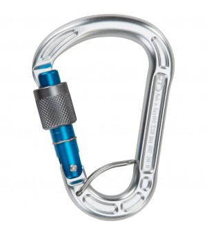 Climbing Technology Concept SGL silver karabína